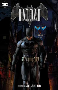 Batman: Die Sünden des Vaters von Gage,  Christos N., Ienco,  Raffaele, Pannor,  Stefan