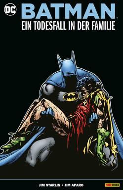 Batman: Ein Todesfall in der Familie (Neuausgabe) von Aparo,  Jim, Hillefeld,  Marc, Starlin,  Jim, Zahn,  Jürgen