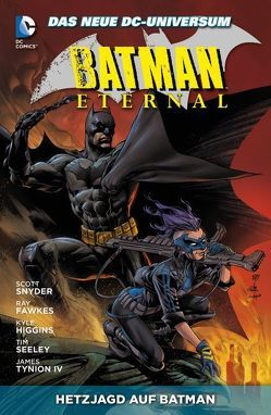 Batman Eternal von Fabok,  Jason, Snyder,  Scott