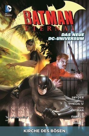 Batman Eternal von Fabok,  Jason, Snyder,  Scott