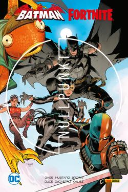 Batman/Fortnite: Nullpunkt von Brown,  Reilly, Gage,  Christos
