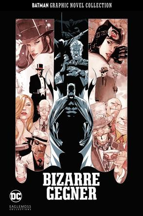 Batman Graphic Novel Collection von Dini,  Paul, Kups,  Steve, Milligan,  Peter, Nguyen,  Dustin