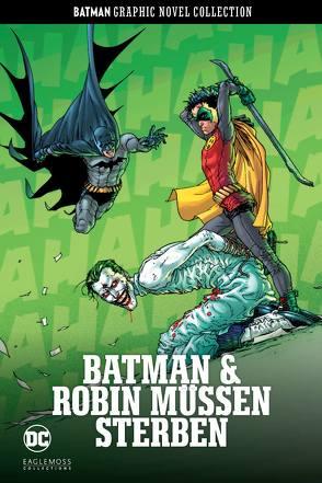 Batman Graphic Novel Collection von Finch,  David, Irving,  Frazer, Morrison,  Grant