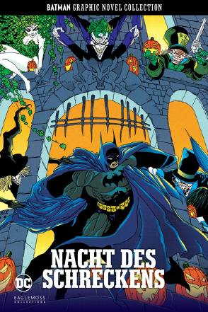 Batman Graphic Novel Collection von Kups,  Steve, Loeb,  Jeph, Sale,  Tim