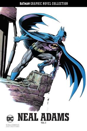 Batman Graphic Novel Collection von Neal,  Adams, O`Neil,  Dennis
