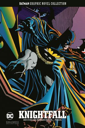 Batman Graphic Novel Collection von Aparo,  Jim, Dixon,  Chuck, Heiss,  Christian, Moench,  Doug, Nolan,  Graham, O`Neil,  Dennis, Quesada,  Joe, Rother,  Josef, Thannisch,  Peter