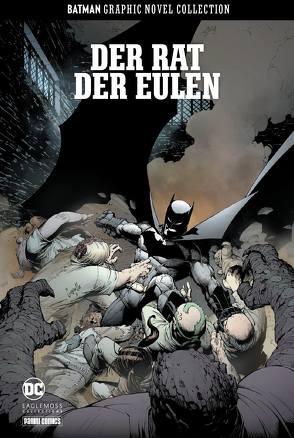 Batman Graphic Novel Collection von Capullo,  Greg, Kups,  Steve, Snyder,  Scott