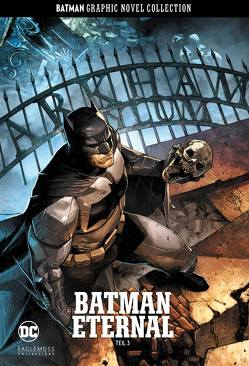 Batman Graphic Novel Collection: Special von Coleby,  Simon, Fawkes,  Ray, Garron,  Javier, Hetrick,  Meghan, Higgins,  Kyle, Kups,  Steve, Seeley,  Tim, Snyder,  Scott, Tynion IV,  James, u.a.