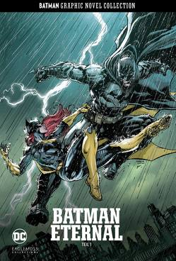 Batman Graphic Novel Collection: Special von Bertram,  Ian, Burchielli,  Riccardo, Clarke,  Andy, Fabok,  Jason, Fawkes,  Ray, Janin,  Mikel, Kups,  Steve, Layman,  John, March,  Guillem, McCarthy,  Trevor, Nguyen,  Dustin, Ortego,  Guillermo, Seeley,  Tim, SIMONI,  Emanuel, Snyder,  Scott, Tynion IV,  James