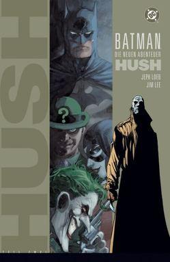 Batman: Hush von Lee,  Jim, Loeb,  Jeph, Williams,  Scott