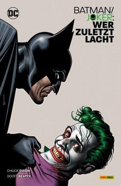 Batman/Joker: Wer zuletzt lacht von Beatty,  Scott, Burchett,  Rick, Dixon,  Chuck, Hidalgo,  Carolin, Kuhn,  Andy, Martin,  Marcos, McDaniel,  Walter, Randall,  Ron, Woods,  Pete