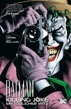 Batman: Killing Joke – Ein tödlicher Witz von Bolland,  Brian, Moore,  Alan