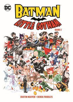 Batman: Little Gotham von Fridolfs,  Derek, Hidalgo,  Carolin, Nguyen,  Dustin