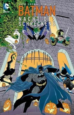 Batman: Nacht des Schreckens von Loeb,  Jeph, Sale,  Tim