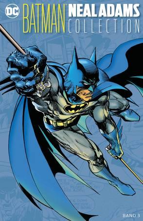Batman: Neal-Adams-Collection von Adams,  Neal, Bates,  Cary, Dorfman,  Leo, Giordano,  Dick, Haney,  Bob, Kups,  Steve, O`Neil,  Dennis, Zahn,  Jürgen