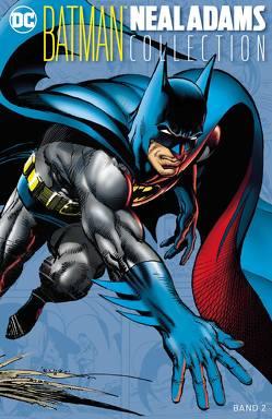 Batman: Neal-Adams-Collection von Adams,  Neal, Giordano,  Dick, Kups,  Steve, Lapidos,  Joey, O`Neil,  Dennis, Robbins,  Frank, Wein,  Len, Wolfman,  Marv, Zahn,  Jürgen