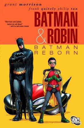 Batman & Robin von Glapion,  Jonathan, Morrison,  Grant, Quitely,  Frank, Tan,  Philip