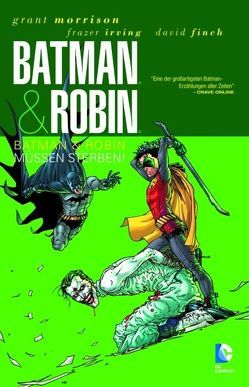 Batman & Robin von Burnham,  Chris, Finch,  David, Irving,  Frazer, Morrison,  Grant, Stewart,  Cameron, Winn,  Ryan