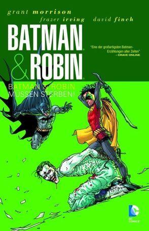 Batman & Robin von Burnham,  Chris, Finch,  David, Irving,  Frazer, Morrison,  Grant, Stewart,  Cameron, Winn,  Ryan
