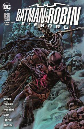Batman & Robin Eternal von Martinez,  Alvaro, Snyder,  Scott