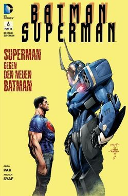 Batman / Superman von Pak,  Greg, Syaf,  Ardian