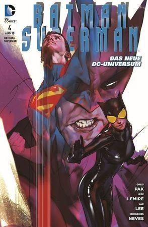 Batman / Superman von Pak,  Greg, Raney,  Tom