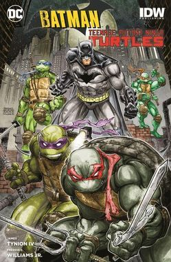 Batman/Teenage Mutant Ninja Turtles von Tynion IV,  James, Williams II,  Freddie E.