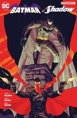 Batman & The Shadow von Althoff,  Gerlinde, Orlando,  Steve, Rossmo,  Riley, Snyder,  Scott