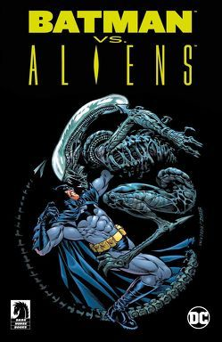 Batman vs. Aliens von Edginton,  Ian, Johnson,  Staz, Kups,  Steve, Marz,  Ron, Olivetti,  Ariel, Schmitz,  Marc, Schultz,  Mark, Wrightson,  Bernie