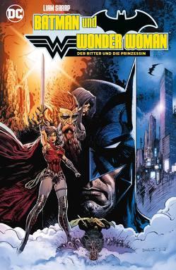 Batman & Wonder Woman: Der Ritter und die Prinzessin