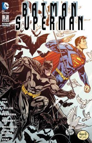 Batman/Superman von Pak,  Greg, Richards,  Cliff
