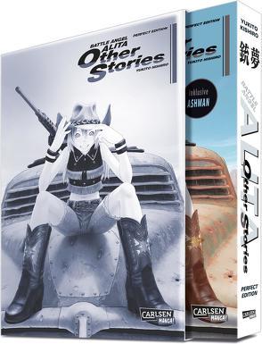 Battle Angel Alita – Other Stories – Perfect Edition – limitiert im Schuber von Kishiro,  Yukito, Seebeck,  Jürgen