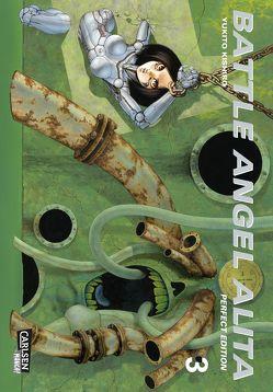 Battle Angel Alita – Perfect Edition 3 von Kishiro,  Yukito