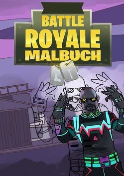 Battle Royale Buch von Freunde,  Gaming