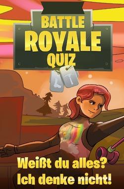 Battle Royale Quiz von Freunde,  Gaming