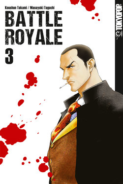 Battle Royale Sammelband 03 von Taguchi,  M., Takami,  K.