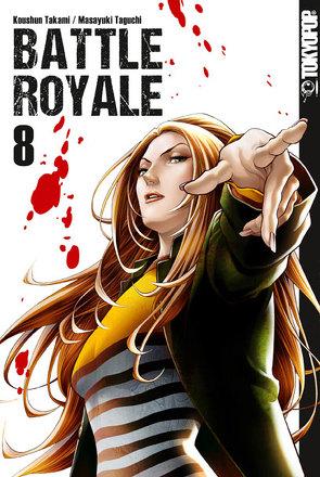 Battle Royale Sammelband 08 von Taguchi,  M., Takami,  K.