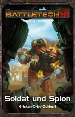 BattleTech 32: Griskan Orlov 1 von Brocken,  Arous