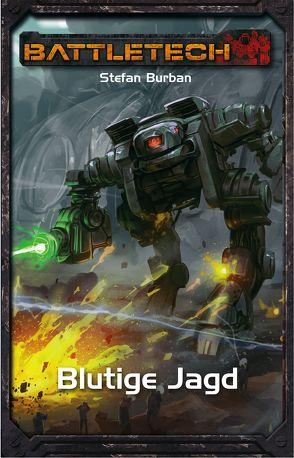 BattleTech 33: Blutige Jagd von Burban,  Stefan