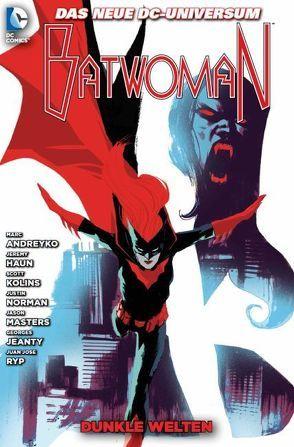 Batwoman von Haun,  Jeremy