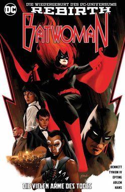 Batwoman von Arlem,  Renato, Bennett,  Marguerite, Epting,  Steve, Faßbender,  Jörg, Hans,  Stephanie, Tynion IV,  James