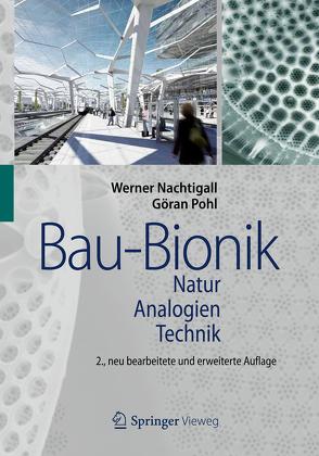 Bau-Bionik von Nachtigall,  Werner, Pohl,  Göran