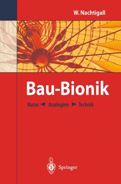 Bau-Bionik von Nachtigall,  Werner