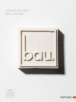 bau.steine von Bau,  Christian