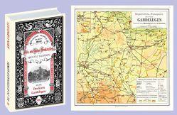 Bau- und Kunstdenkmäler des Kreises GARDELEGEN 1897. Buch und Karte von Brinkmann,  Adolf, Parisius,  Adolf