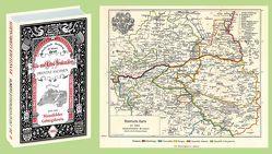 Bau- und Kunstdenkmäler des MANSFELDER GEBIRGSKREIS 1893. Buch und Karte von Brinkmann,  Adolf, Größler,  Georg Paul Hermann