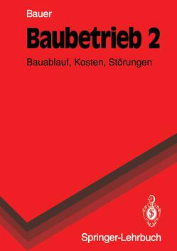 Baubetrieb 2 von Bauer,  Hermann
