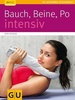 Bauch, Beine, Po intensiv von Winkler,  Nina