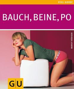 Bauch, Beine, Po von Rüdiger,  Margit