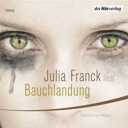 Bauchlandung von Franck,  Julia, Strunk,  Heiko